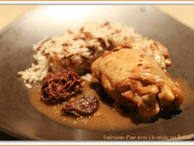 Les meilleures recettes de chapon 2 - Comment cuisiner les trompettes de la mort champignons ...