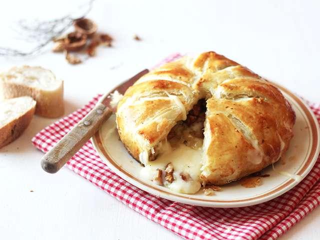 Recettes de Camembert et Feuilleté