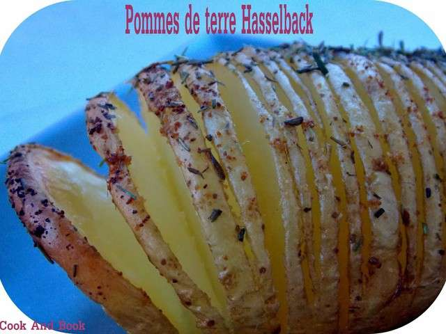 Recettes de feculent 3 - Pommes de terre a la braise ...
