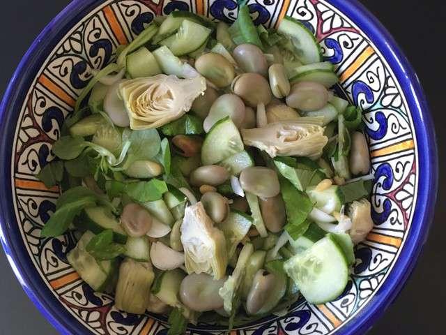 Recettes de salade verte 2 - Recette salade verte ...
