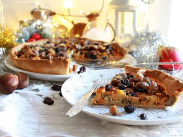 recettes de tarte v g tarienne de cookalife bymaeva. Black Bedroom Furniture Sets. Home Design Ideas