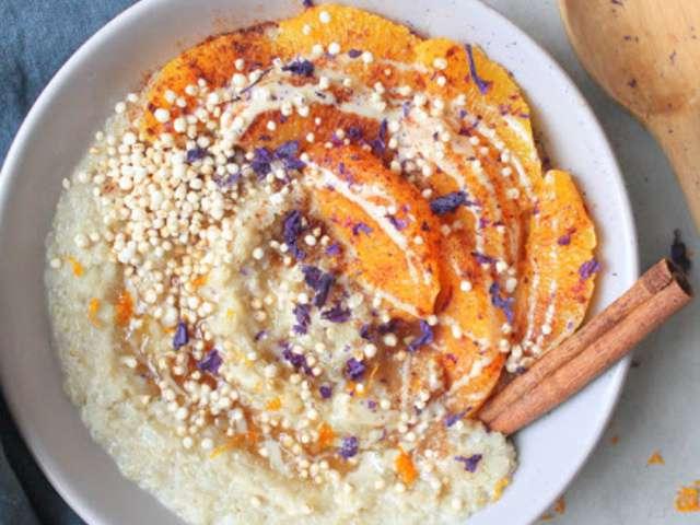 Recettes de porridge et cuisine sans gluten - Cuisine sans gluten recettes ...
