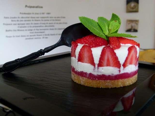 Recette Cake Design Fraise : Les Meilleures Recettes de Fraises et Cake