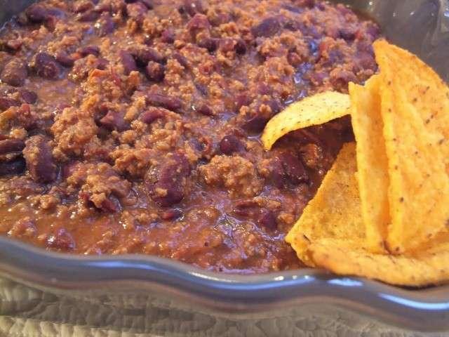 Recettes de chili con carne de cooking julia - Recette chili cone carne thermomix ...