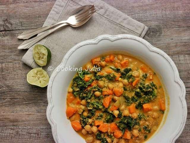 Recettes de cuisine v g tarienne de cooking julia - Blog cuisine vegetarienne ...