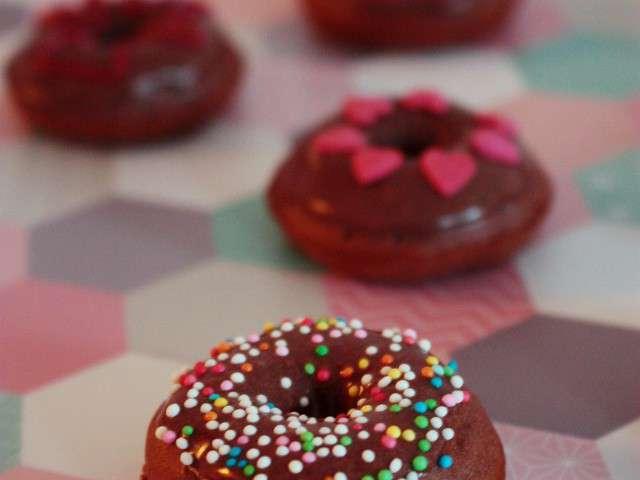 recettes de donuts. Black Bedroom Furniture Sets. Home Design Ideas