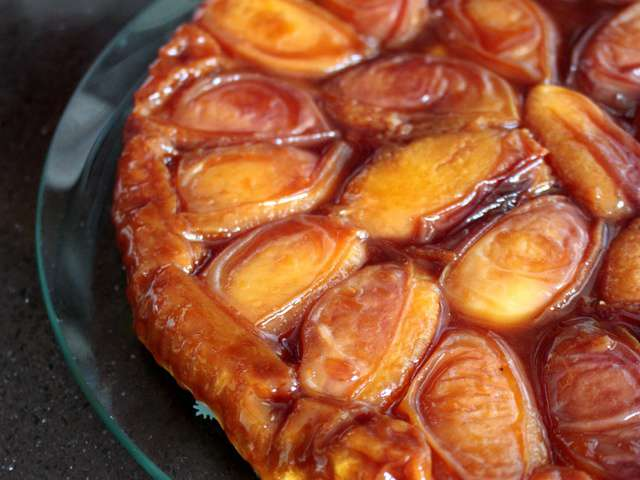 recettes de tarte tatin de cooking milie. Black Bedroom Furniture Sets. Home Design Ideas