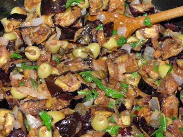 Recettes de caponata 2 - Blog cuisine sicilienne ...