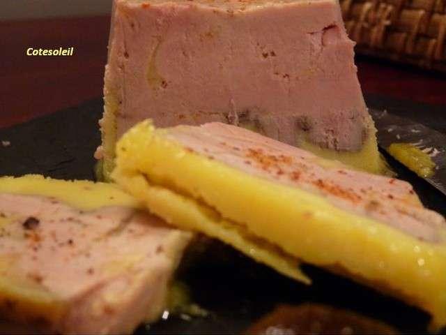 Recettes de terrine de foie gras et terrines 9 - Recette terrine foie gras ...