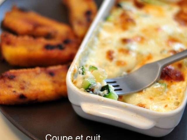 Recettes de frites et ufs - Polenta cuisson au four ...