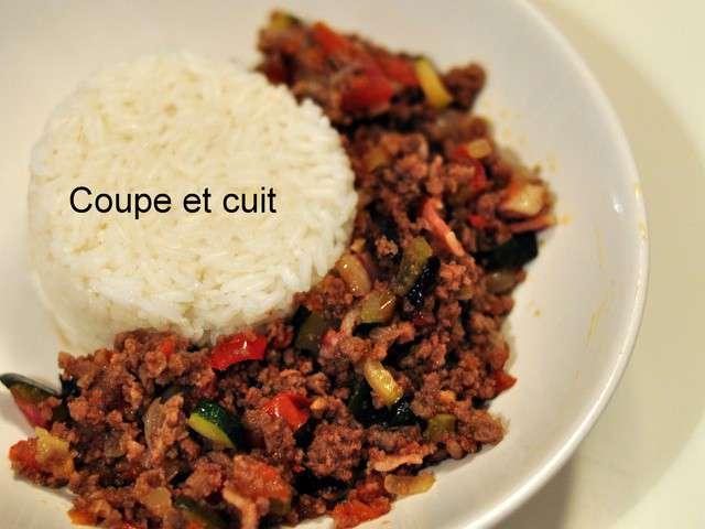 Recettes de viande hach e de coupe et cuit - Comment couper de la viande congelee ...
