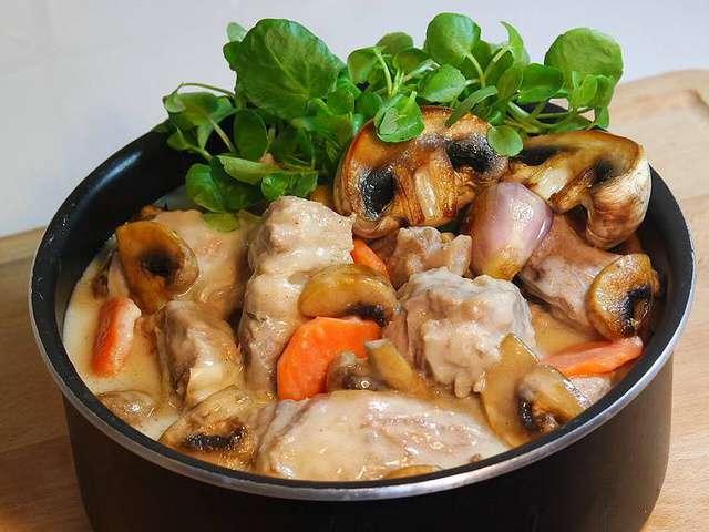 Recettes de veau et blanquette de veau - Cuisiner la blanquette de veau ...