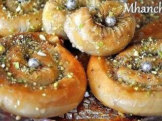 Gateaux Algeriens et Orientaux au miel pour le Ramadan,حلويات جزائرية لسهرة  رمضان
