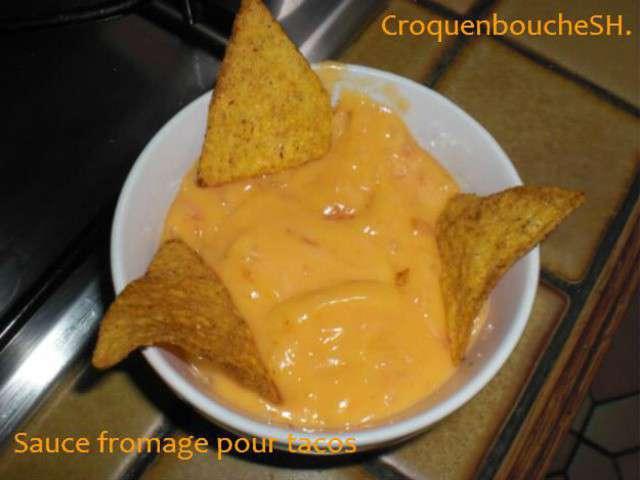Recettes de tacos et sauces - Sauce fromagere tacos recette ...