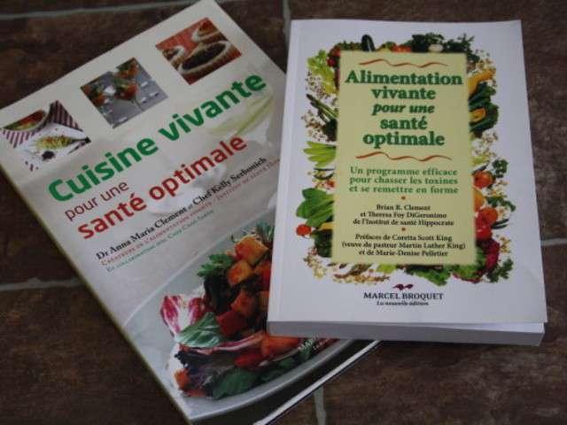 Recettes d 39 alimentation vivante de - Cuisine vivante pour une sante optimale ...
