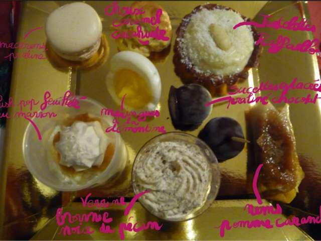 Recettes de dessert de no l - Recette de noel dessert ...