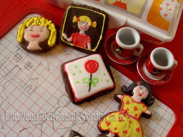 Recettes de biscuits au chocolat de cuisine 4 mains for Cuisine 4 mains