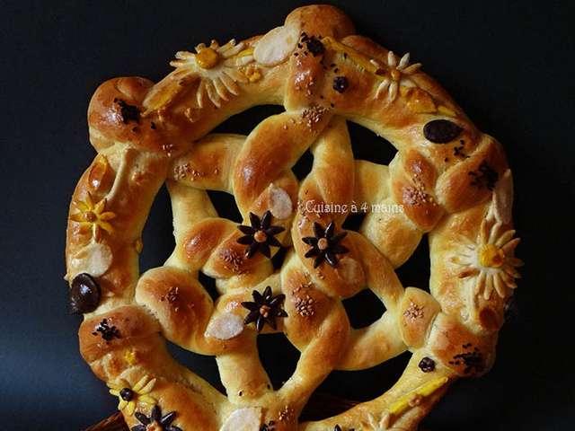 Recettes de pain de cuisine 4 mains for Cuisine 4 mains