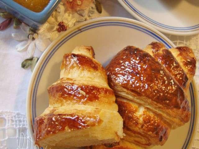 Recettes de croissants de cuisine 4 mains for Cuisine 4 mains