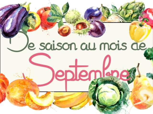 Recettes de l gumes de cuisine addict - Legumes de saison septembre ...