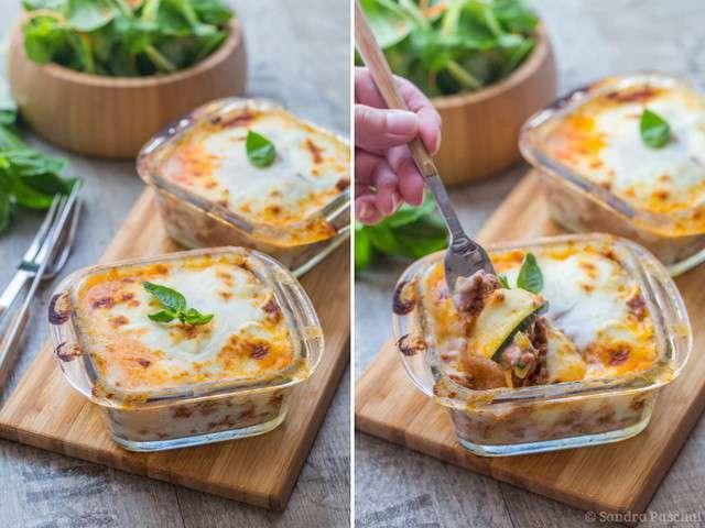 Recettes de lasagnes de cuisine addict for Cuisine addict