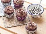 Oréo Peanut butter Brownie Cupcakes {Concours inside}