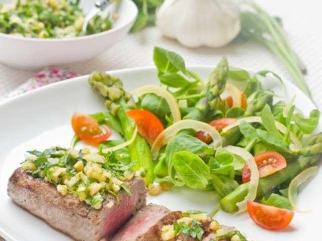 Recettes de gremolata de cuisine addict for Cuisine addict