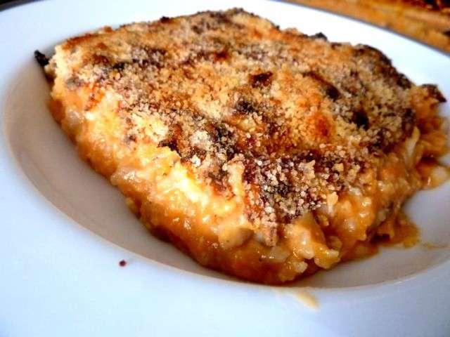 Recettes de chou fleur et champignons - Cuisiner patate douce poele ...