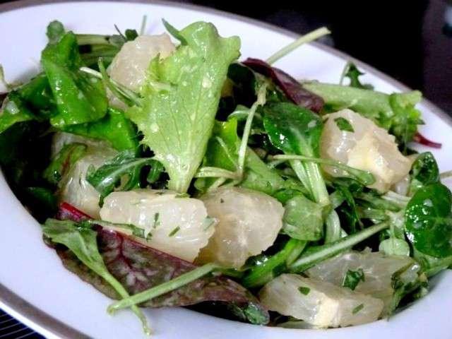 Recettes de salade verte et salades - Recette salade verte ...