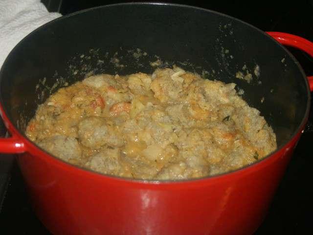 Recettes de panais et sauces for Maman cuisine x
