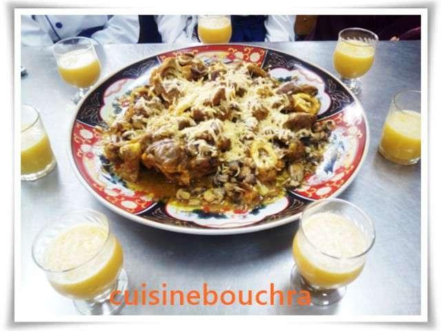 Recettes de cuisine bouchra for 3d cuisine boe