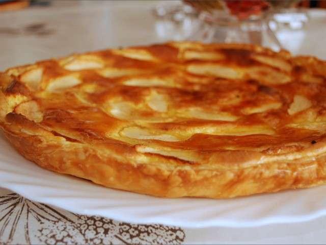 recettes de g 226 teau aux pommes et tartes