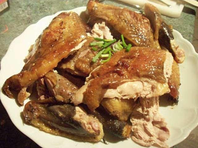 Recettes de chapon de le canard du mekong for Cuisine un chapon