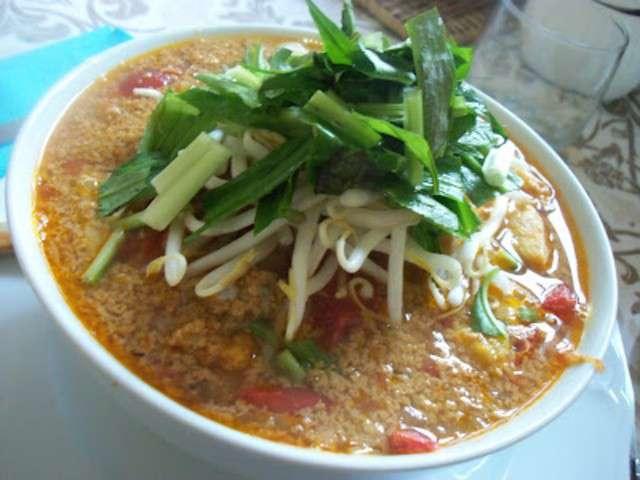 Les Meilleures Recettes de Soupe de Le Canard Du Mekong