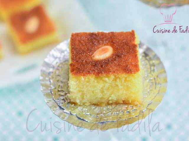 Recettes de patisserie orientale et basboussa - Blog de cuisine orientale ...