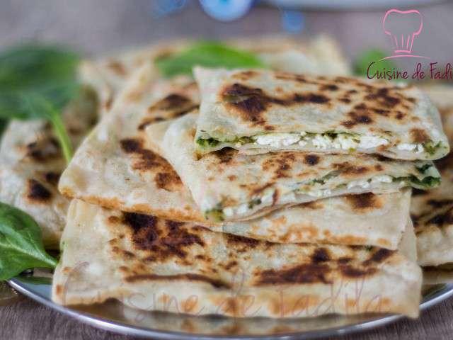 Recettes de galette turque - Recettes de cuisine turque ...