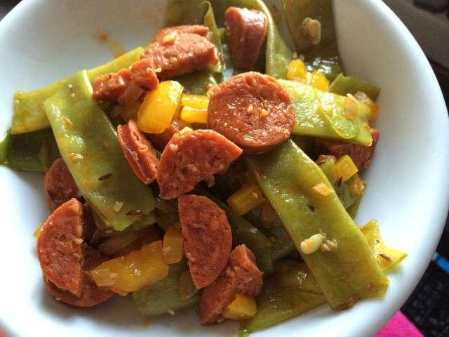 Recettes de plats et haricots - Recette de cuisine en espagnol ...