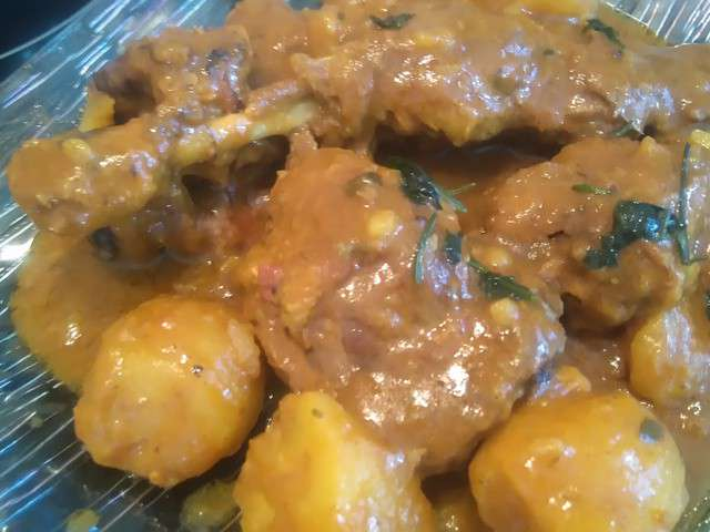 Recettes de pomme de terre de cuisine de marie lou for Rangement pomme de terre cuisine