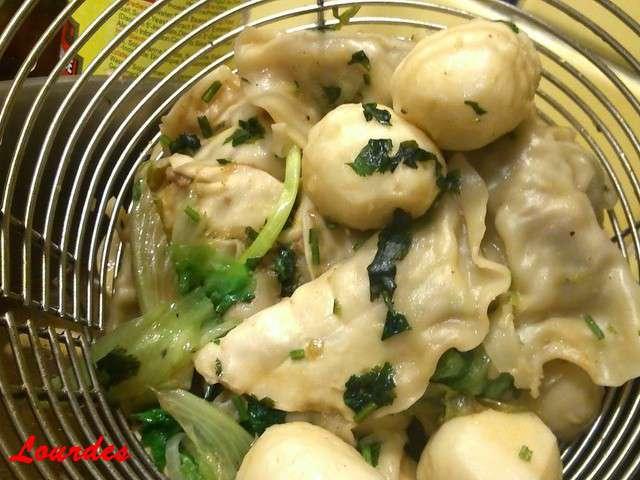 Recettes de cuisine la vapeur de cuisine de marie lou for Cuisine a la vapeur