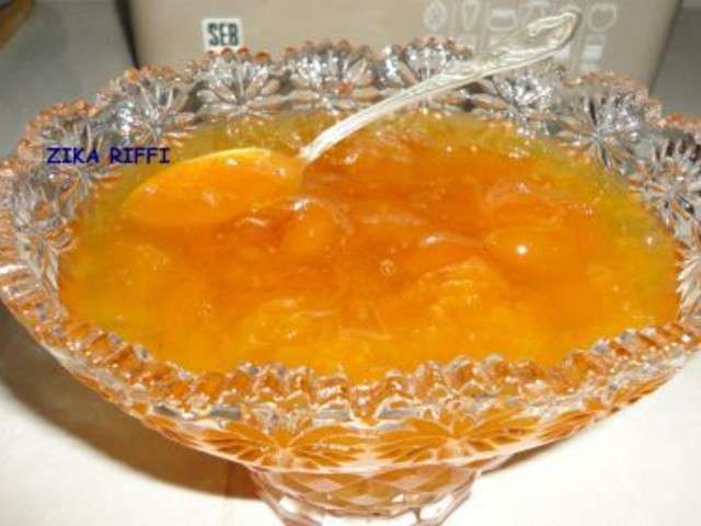 Recettes de confiture et fruits 7 - Confiture d abricots maison ...