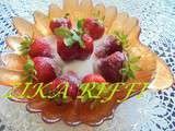 Fraises a la traditionnelle