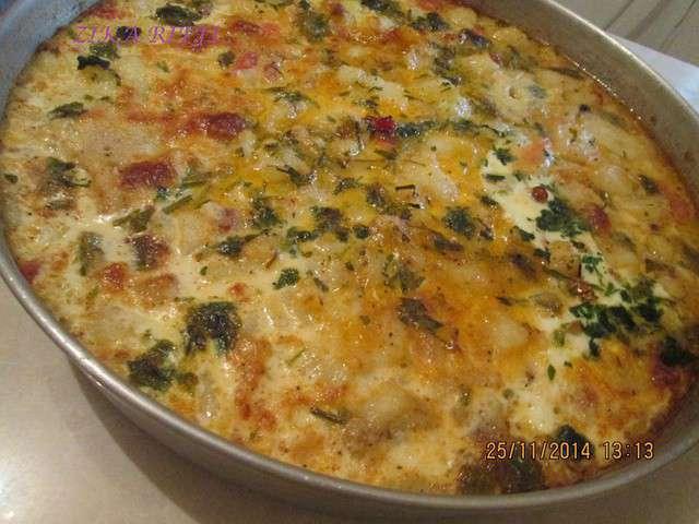 Recettes de plats et poivrons - Recette de cuisine a base de pomme de terre ...