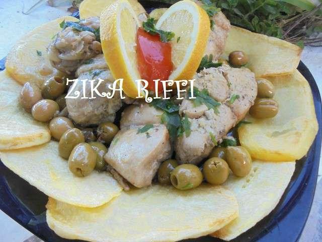 Recettes d 39 annaba et plats for Maman cuisine x