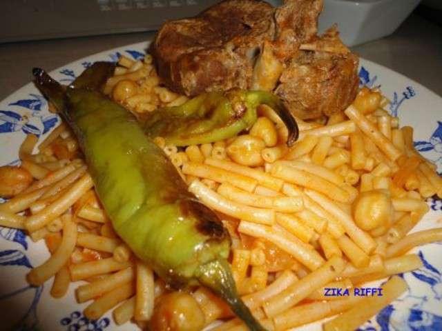 Recettes de pates macaronis arabes cuisine algerienne epices tomate piment de cuisine de zika - Blogs recettes de cuisine ...