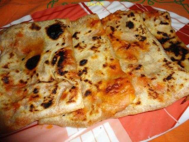 Recettes de mahjouba crepes salees cuisine algerienne - Blog cuisine algeroise ...