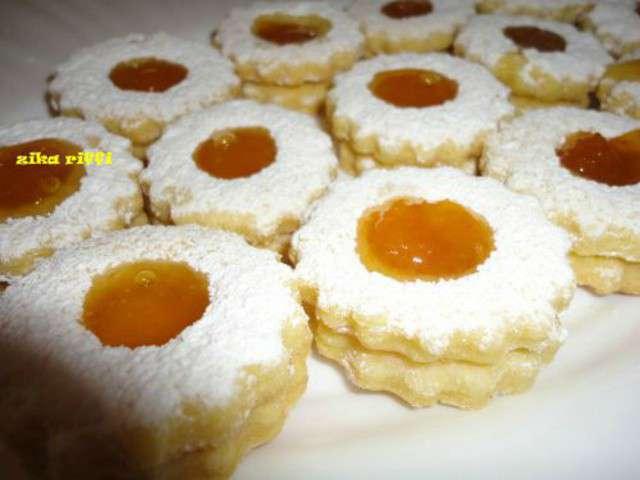 Recettes de sables a la confiture d abricots - Blog de cuisine hanane ...