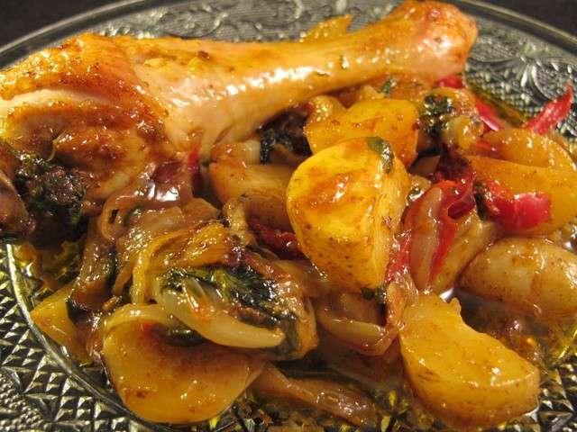 Recettes de cuisine au four et poulet au four 4 - Cuisine poulet au four ...