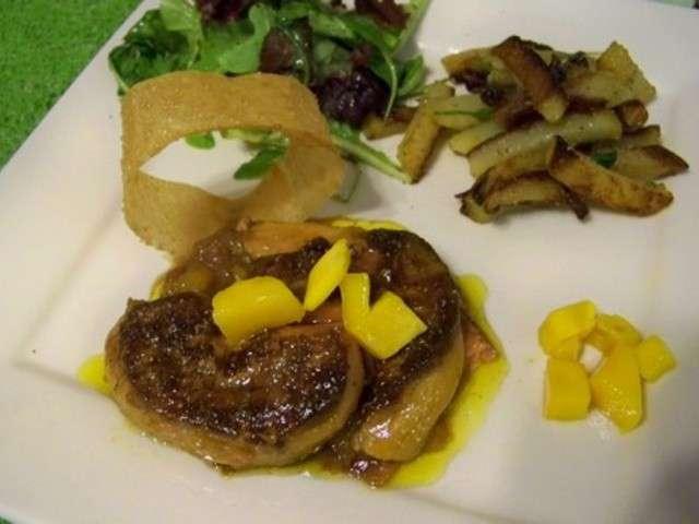 Recettes de chutney et foie gras 5 for Chutney de pommes pour foie gras