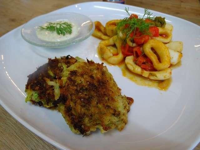 Recettes de d fi cuisine grecque de cuisine en folie for Cuisine grecque
