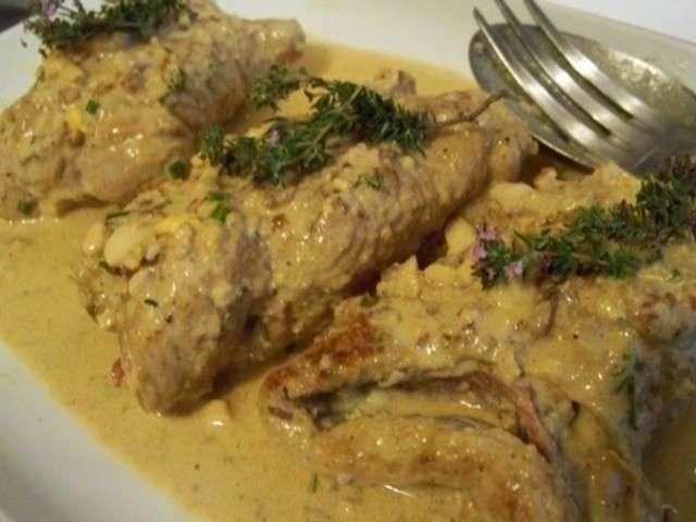 Les meilleures recettes de paupiettes de veau et - Cuisine paupiette de veau ...